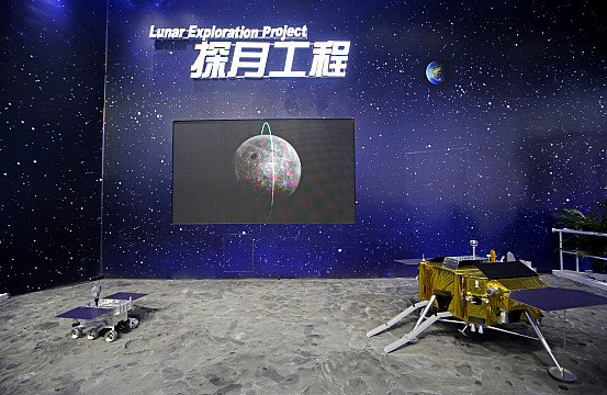China's Get-Rich Space Program   The Diplomat