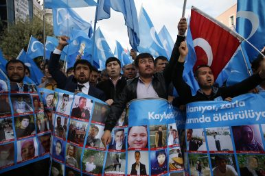 The World Must Save the Uyghurs