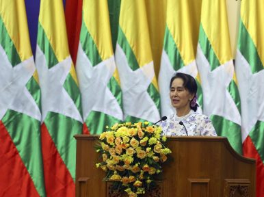 What's in the EU Myanmar Arms Embargo Extension?