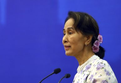 Myanmar Open for Business, But Not Rohingya