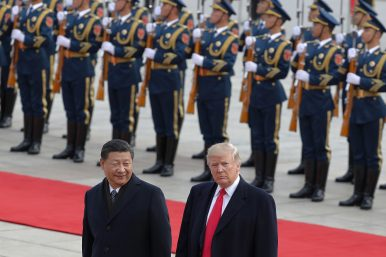 US-China Relations in Flux: The Road to a Showdown