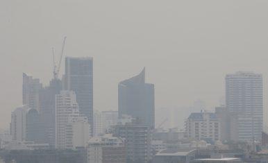 Thai Government Scrambles to Respond as Bangkok Choked by Smog