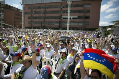 Why China Could Support Regime Change in Venezuela