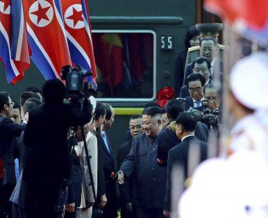 From Pyongyang to Hanoi: Kim Jong Un's Long March Through China