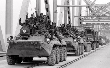 30-Year Anniversary of Soviet Withdrawal From Afghanistan: A