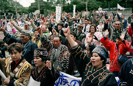 is japan closer to recognizing indigenous ainu rights