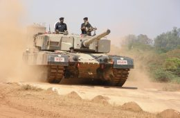 India and Pakistan's Main Battle Tank Forces: An Overview