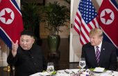 Trump, Kim Begin Second Historic Summit in Hanoi, Vietnam