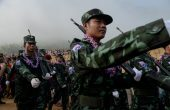Marking 70 Years of War in Myanmar