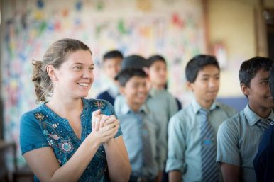 Maggie Doyne on Empowering Women and Educating Children in Nepal