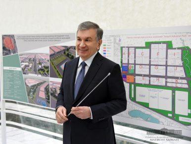 Uzbekistan's 2019 Strategy: Foreign Investments a Key Focus