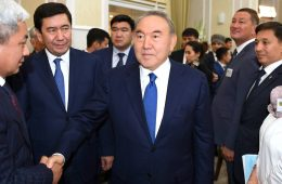 Nazarbayev Fired the Kazakh Government