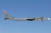 Japan Scrambles Fighters to Intercept 4 Russian Strategic Bombers and 4 Fighter Jets