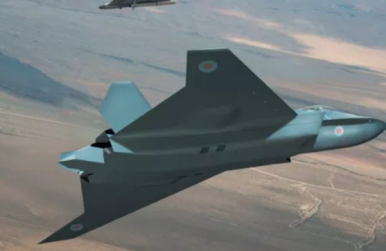 Will India and the UK Co-Develop a Sixth-Generation Fighter Aircraft?