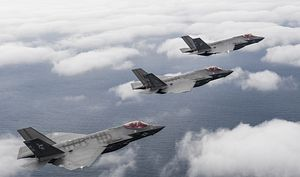 The US Navy's Carrier-Capable F-35C Stealth Fighter Is Ready for Combat