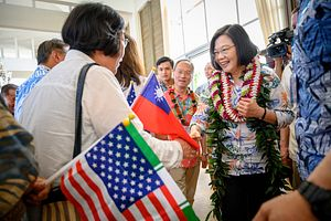 Tsai Clears the Way for a US-Taiwan Trade Agreement