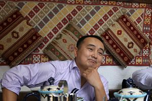 Kazakh Activist Complains of Pressure by Authorities