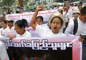 Land Seizures, Protests, and Arrests in Myanmar
