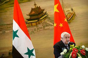 China in Postwar Syria