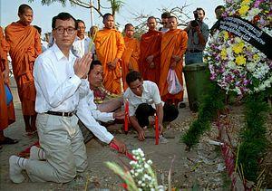 The Life and Near Death of Sam Rainsy