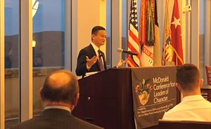 The Curious Case of Jack Ma at West Point