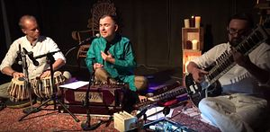 The Indian Heart: The Polish Singer Who Mastered Hindustani Music