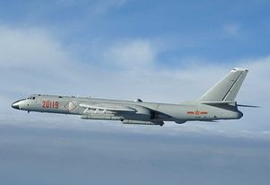 Japan Scrambles Fighter Jets to Intercept 4 Chinese Bombers Over East China Sea