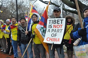 Has the 'Free Tibet' Movement Fizzled Due to China's Rise?