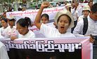 Land Seizures, Protests, and Arrests in Myanmar