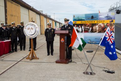 Australia Expands Its Maritime Power in the Indian Ocean