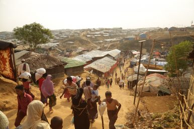 A Digital Nation for the Stateless Rohingya?