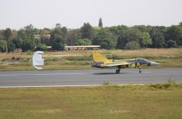 India's HAL Rolls Out 16th Tejas Light Combat Aircraft
