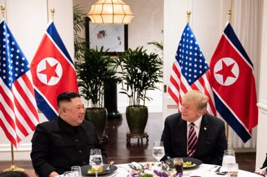 The Trump-Kim Lovefest Isn't Actually Unusual