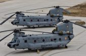 Indian Air Force Inducts First 2 US-Made Chinook Heavy Lift Helicopters