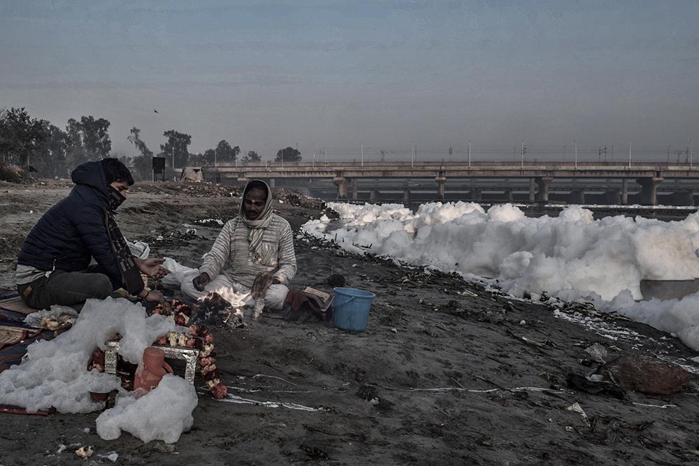 Delhi's Dying Holy River