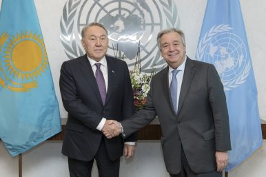Analyzing Kazakhstan's First Tenure at the UN Security Council   The