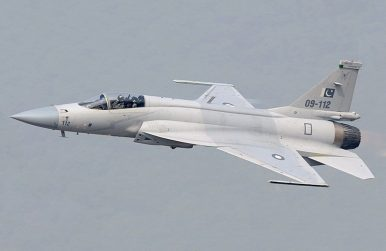 Report: JF-17 'Thunder' Block III Fighter Jet Production Is Underway