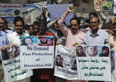 Pakistan Places 2 Hindu Girls in Protection After Conversion