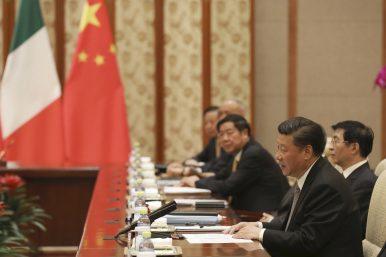 Italy's Risky China Gamble