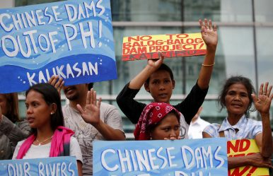 The Philippines' China Dam Controversy