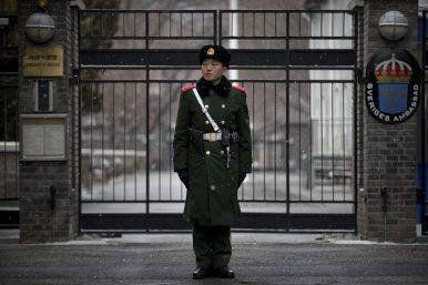 How China Used the Swedish Ambassador to Threaten Angela Gui