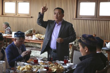 Is This the Closing of the Kazakh Window Into Xinjiang?