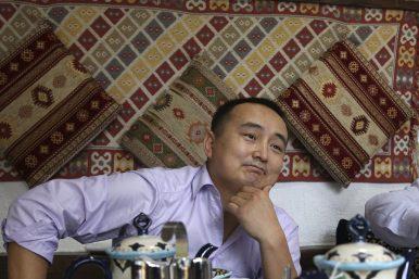 Kazakh Activist Complains of Pressure by Authorities