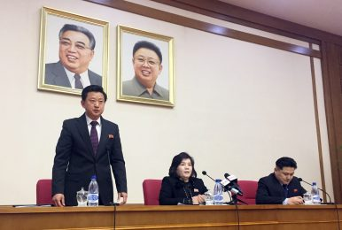 North Korean Official: Kim Jong Un Rethinking Talks With US, Launch Moratorium