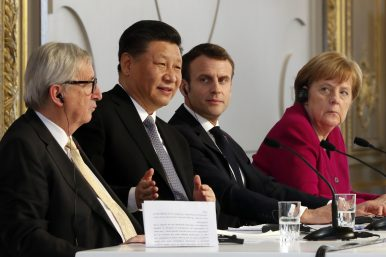 Xi Jinping in Europe: A Tale of 2 Countries