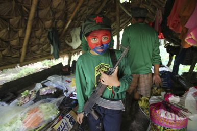 Philippine Communist Rebels Mark 50th Year With New Attacks