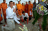 The Life and Near Death of Sam Rainsy