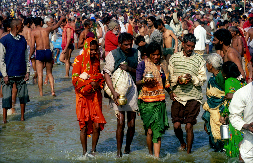 The Many Faces of India's Kumbh Mela