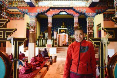 China Is Winning the War for Nepali Buddhism