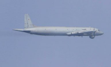 Japan Scrambles Fighter Jets to Intercept Russian Military Reconnaissance Plane